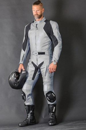 Rider 2-delat skinnställ SILVER 5018