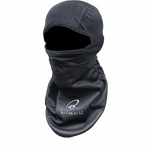 Black Windproof Balaclava 5003 stormhuva