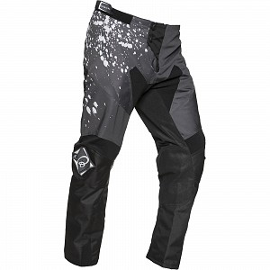 Black MX Splat Motocross White 1004 crossbyxa