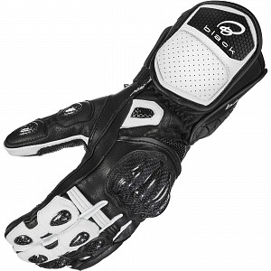Black Raptor Kevlar White 5286 mc handskar