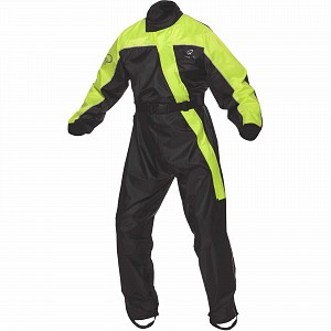 Black Beacon Waterproof Rain HI-VIS-2504 Regnställ