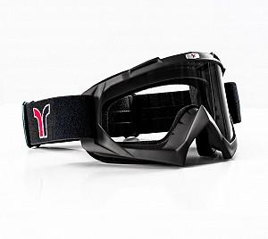 Rueger Motocross Goggles RB-970 BLACK