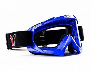 Rueger Motocross Goggles RB-970 BLUE