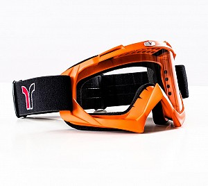 Rueger Motocross Goggles RB-970 ORANGE